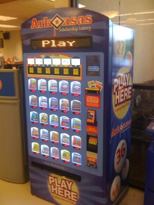 Georgia Lottery Slot Machines